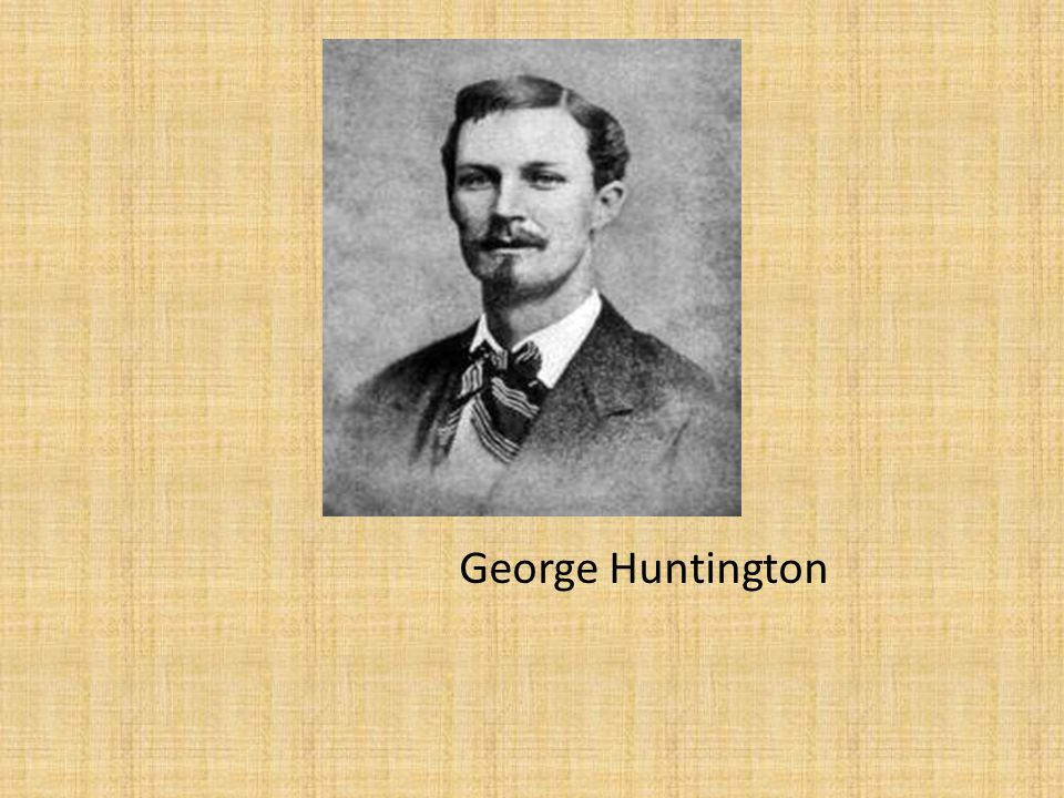 George Huntington