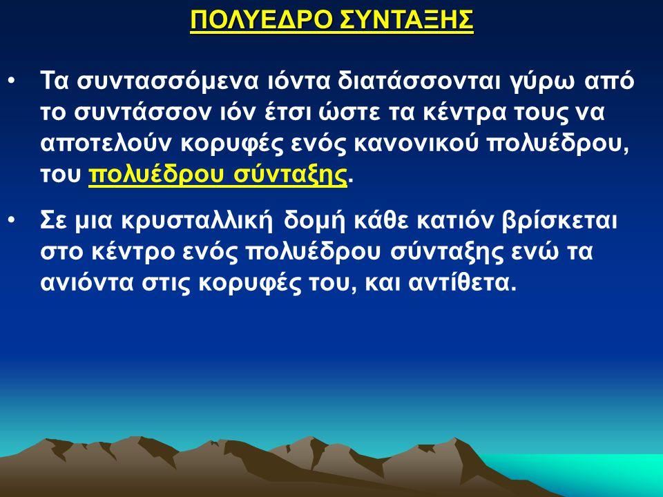ΠΟΛΥΕΔΡΟ ΣΥΝΤΑΞΗΣ