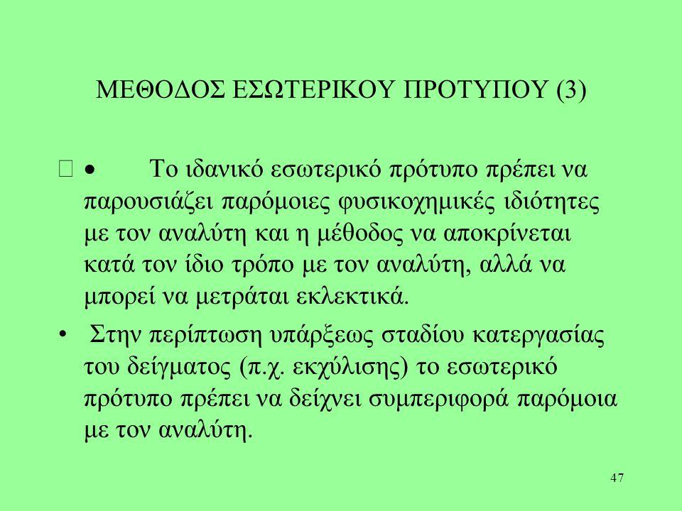 ΜΕΘΟΔΟΣ ΕΣΩΤΕΡΙΚΟΥ ΠΡΟΤΥΠΟΥ (3)