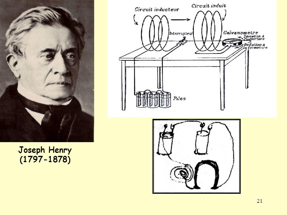 Joseph Henry (1797-1878)