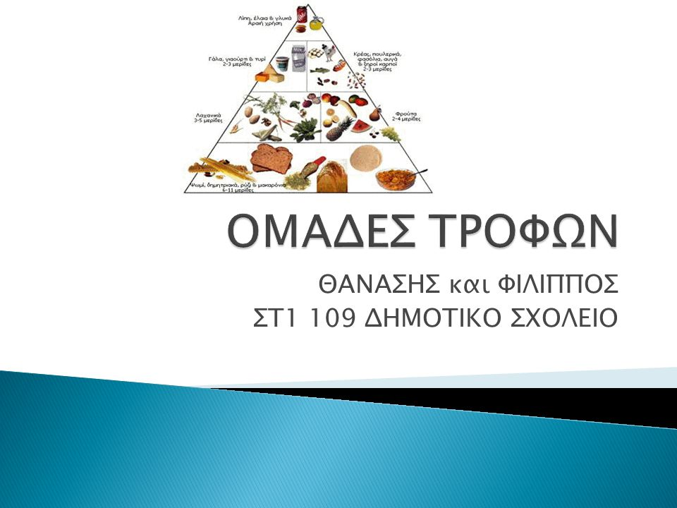 ΘΑΝΑΣΗΣ και ΦΙΛΙΠΠΟΣ ΣΤ1 109 ΔΗΜΟΤΙΚΟ ΣΧΟΛΕΙΟ
