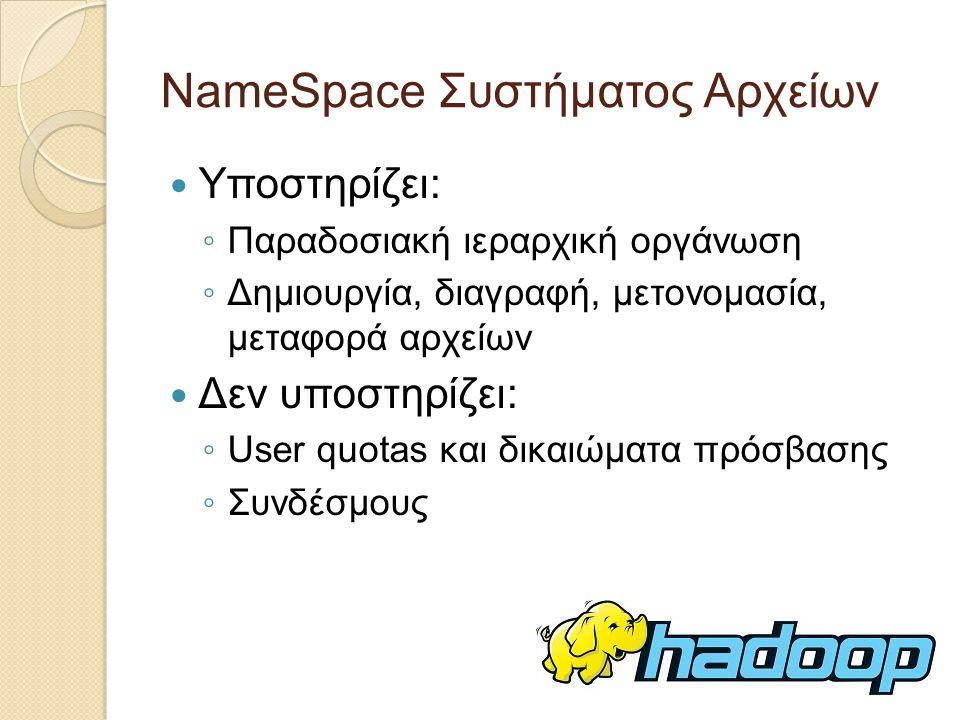 NameSpace Συστήματος Αρχείων