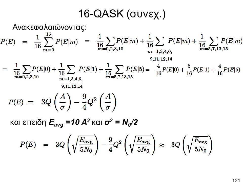 16-QASK (συνεχ.) Ανακεφαλαιώνοντας: