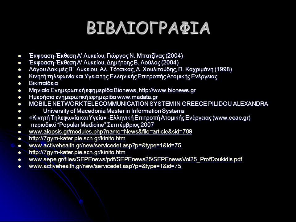 ΒΙΒΛΙΟΓΡΑΦΙΑ Έκφραση-Έκθεση Α' Λυκείου, Γιώργος Ν. Μπατζίνας (2004)