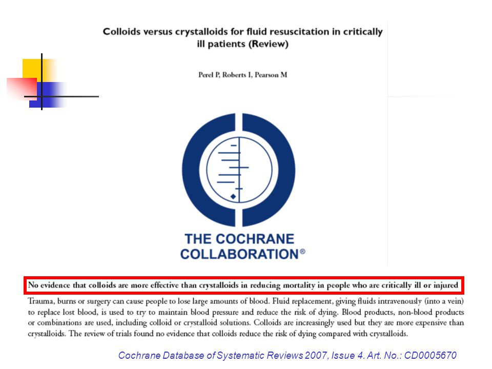 Cochrane Database of Systematic Reviews 2007, Issue 4. Art. No