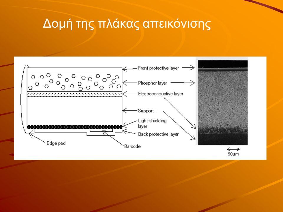 Δομή της πλάκας απεικόνισης