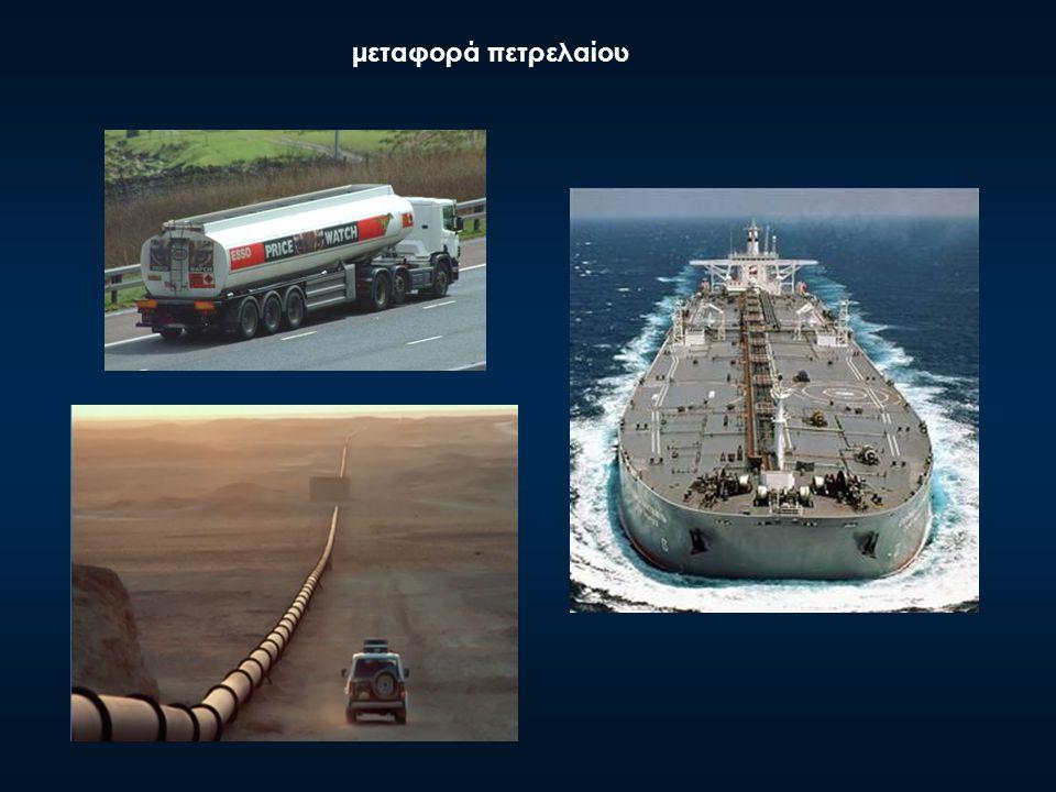μεταφορά πετρελαίου