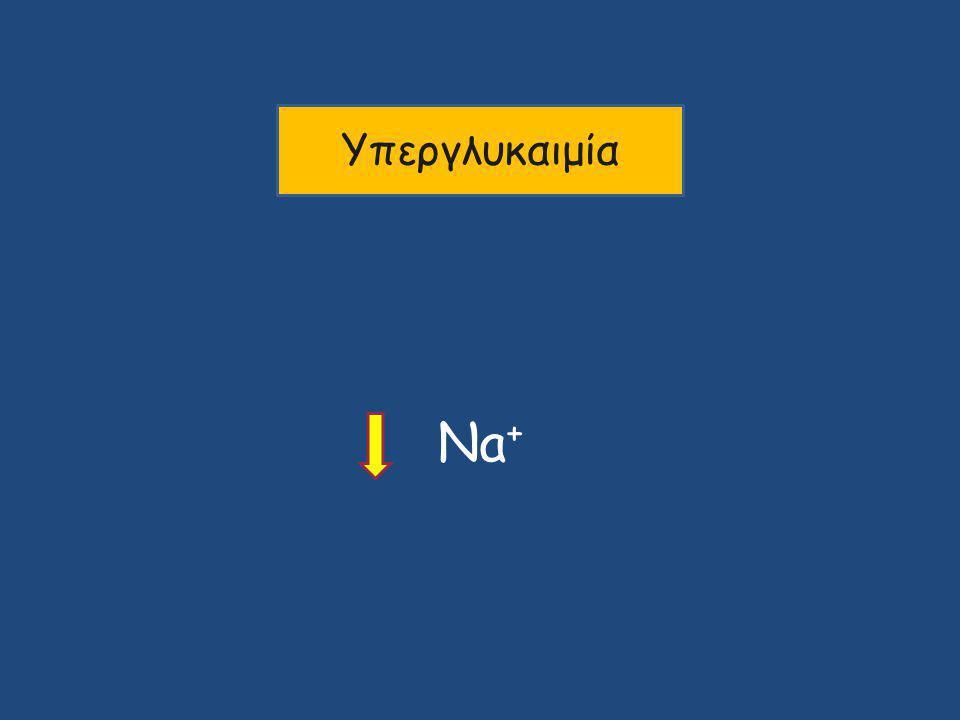 Υπεργλυκαιμία Na+