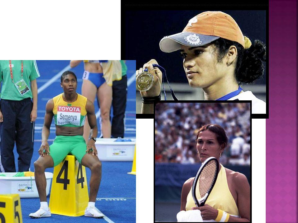 Εδώ βλέπετε 4 κορυφαίες αθλήτριες, σωστά ; Λάθος