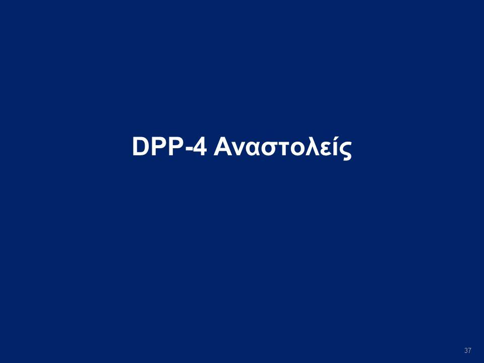 DPP-4 Αναστολείς