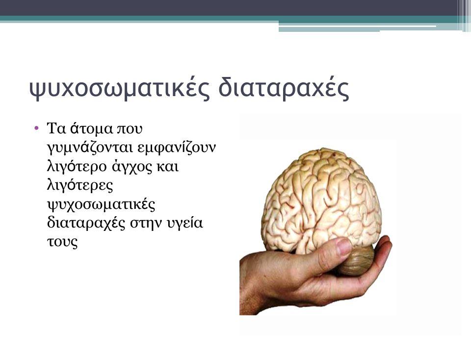 ψυχοσωματικές διαταραχές
