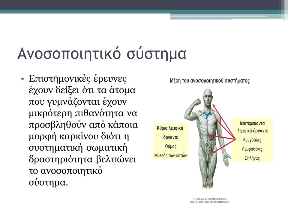 Ανοσοποιητικό σύστημα