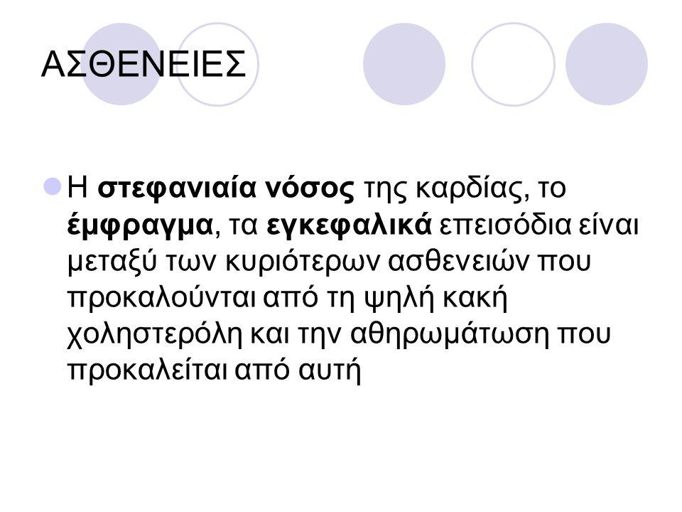 ΑΣΘΕΝΕΙΕΣ