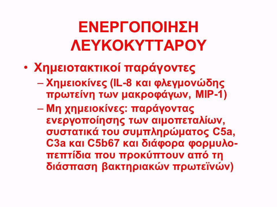ΕΝΕΡΓΟΠΟΙΗΣΗ ΛΕΥΚΟΚΥΤΤΑΡΟΥ