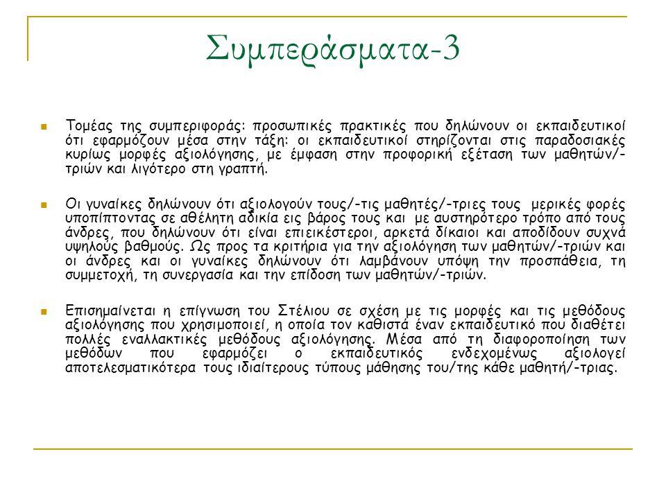 Συμπεράσματα-3