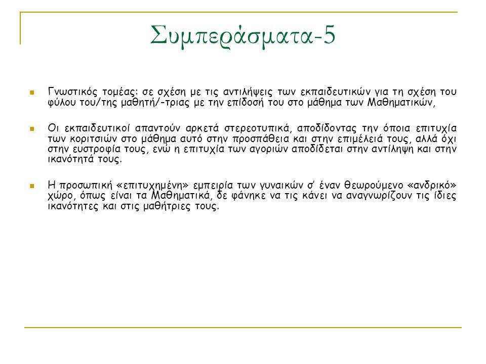 Συμπεράσματα-5