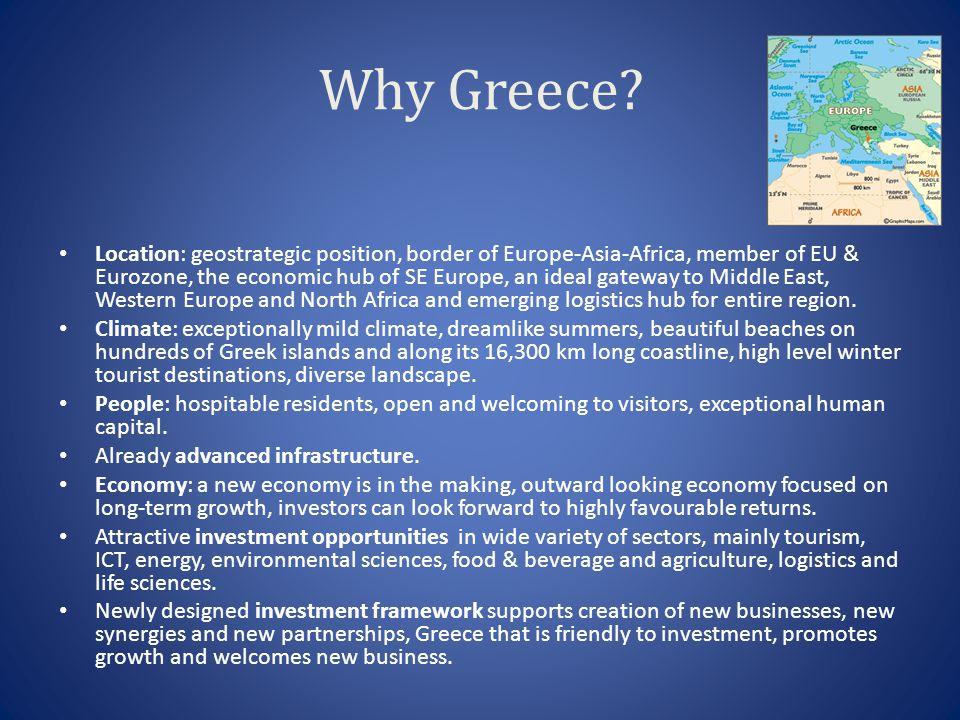 Why Greece