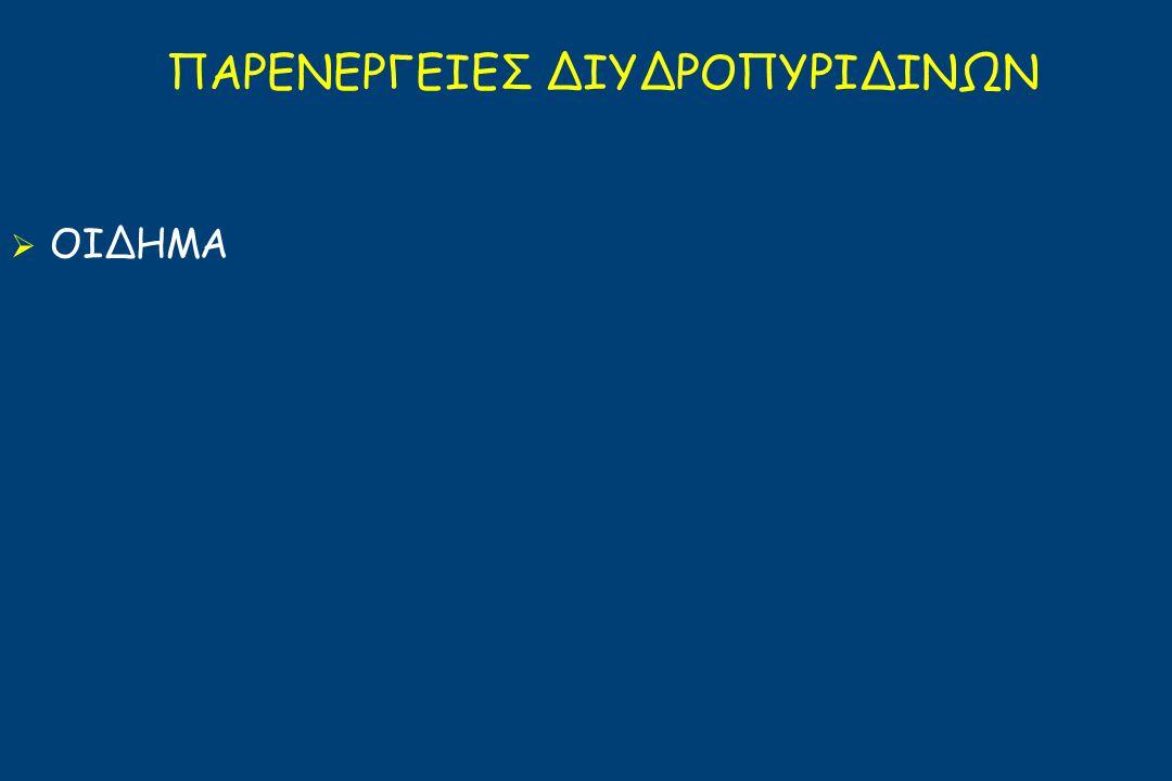 ΠΑΡΕΝΕΡΓΕΙΕΣ ΔΙΥΔΡΟΠΥΡΙΔΙΝΩΝ