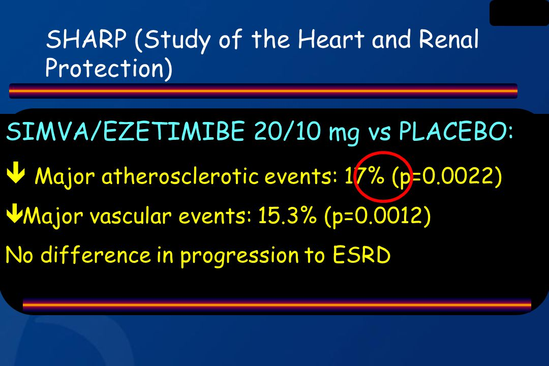 SHARP (Study of the Heart and Renal Protection)