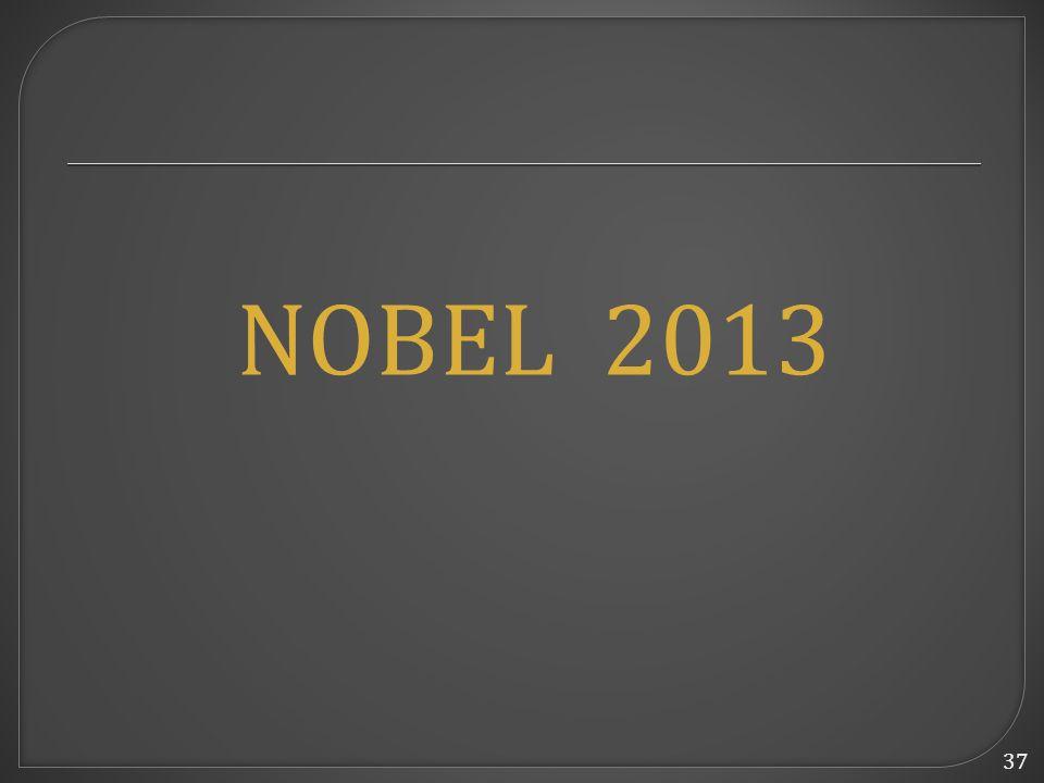 NOBEL 2013
