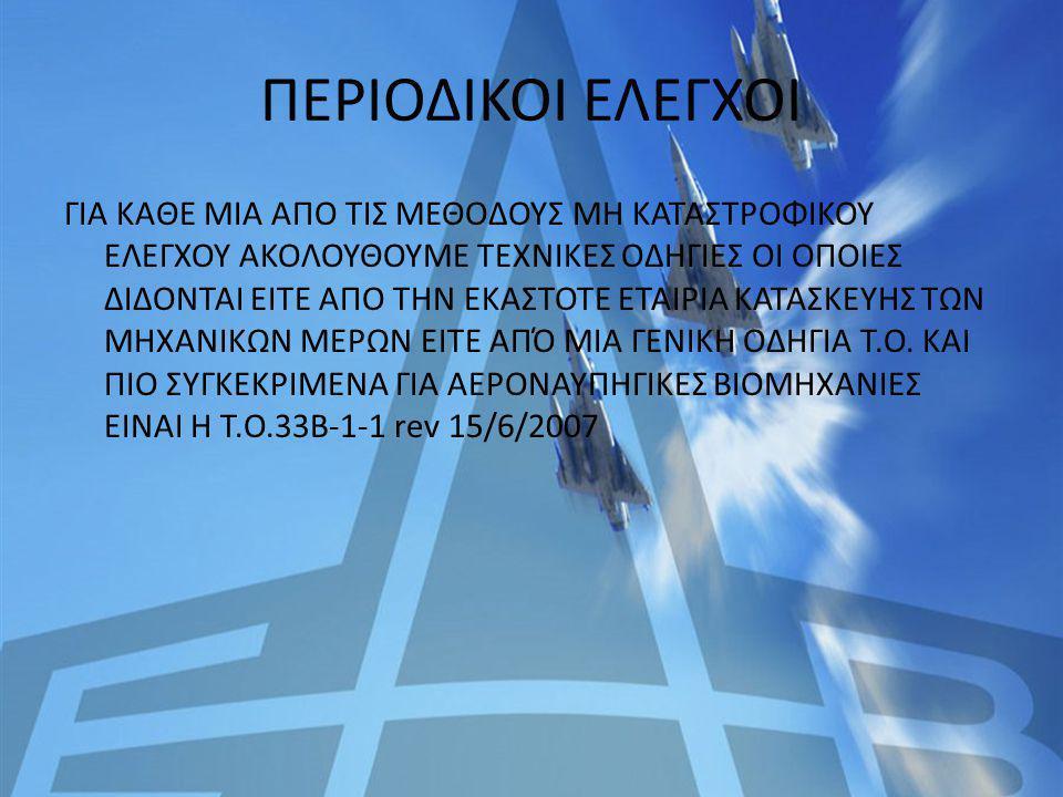 ΠΕΡΙΟΔΙΚΟΙ ΕΛΕΓΧΟΙ