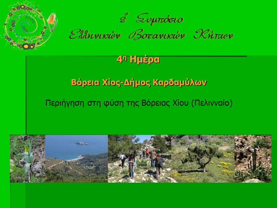 Βόρεια Χίος-Δήμος Καρδαμύλων