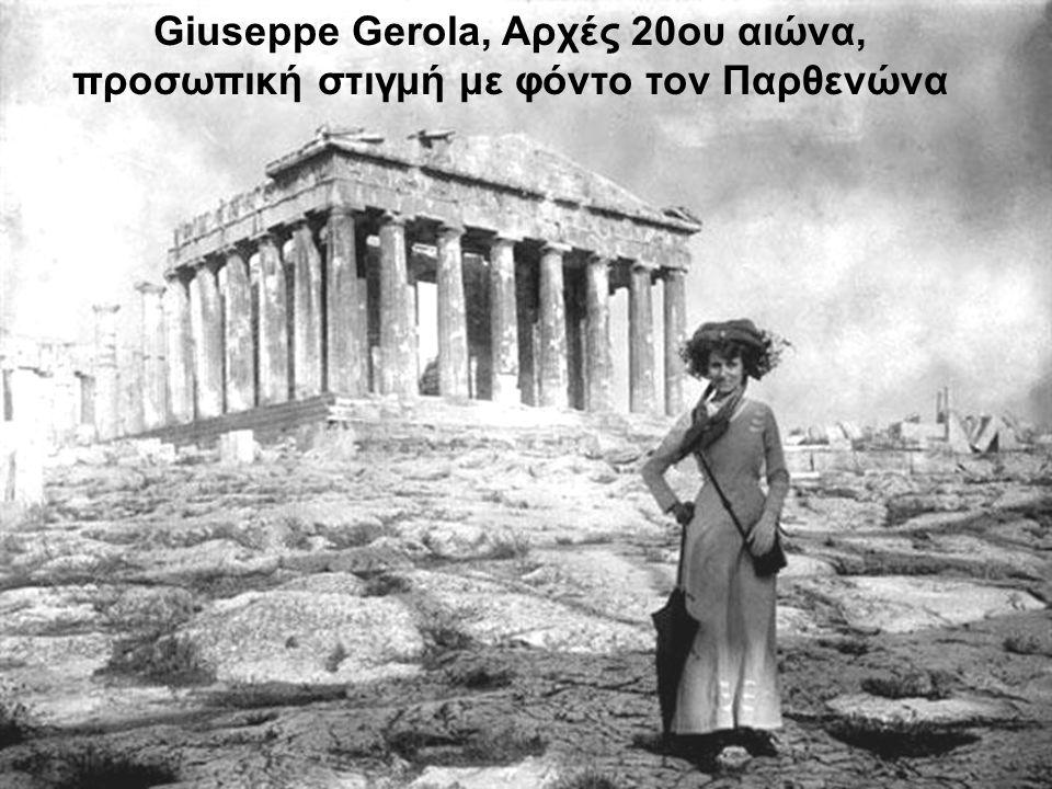 Giuseppe Gerola, Αρχές 20ου αιώνα,