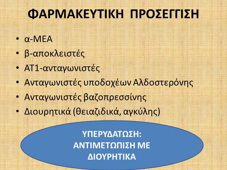 ΦΑΡΜΑΚΕΥΤΙΚΗ ΠΡΟΣΕΓΓΙΣΗ