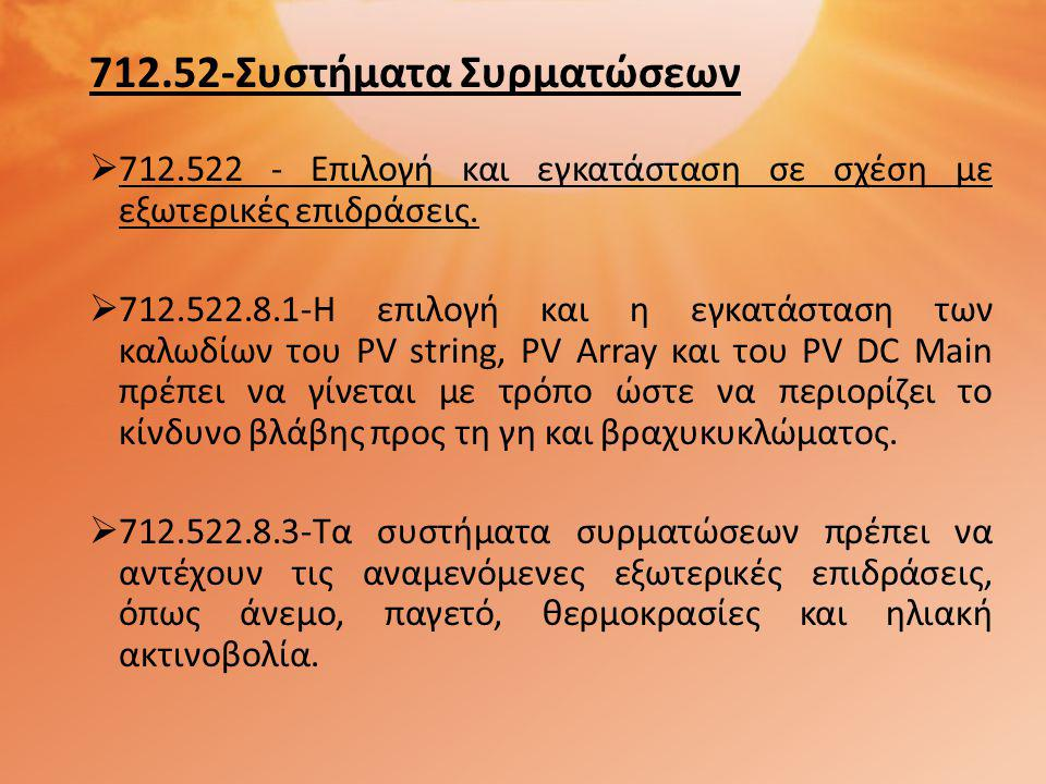 712.52-Συστήματα Συρματώσεων