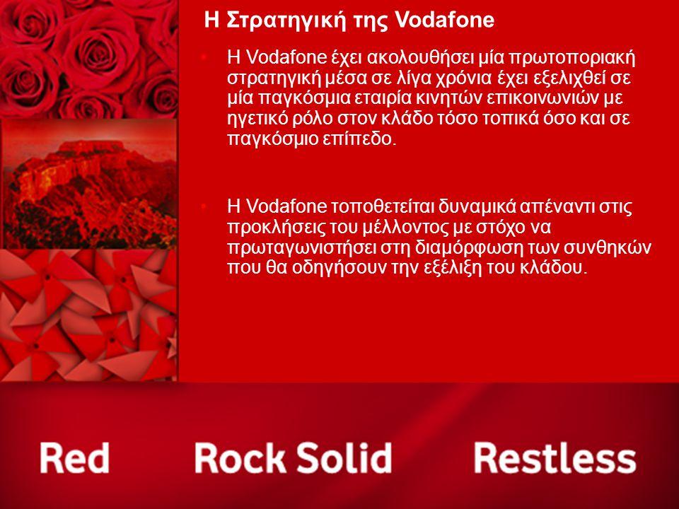 Η Στρατηγική της Vodafone