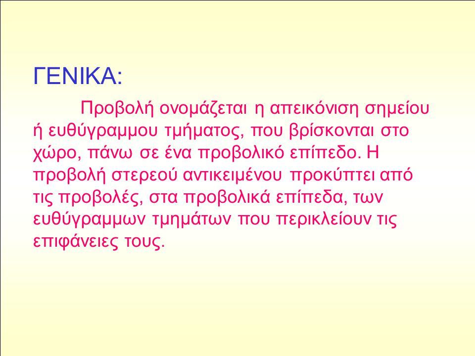 ΓΕΝΙΚΑ:
