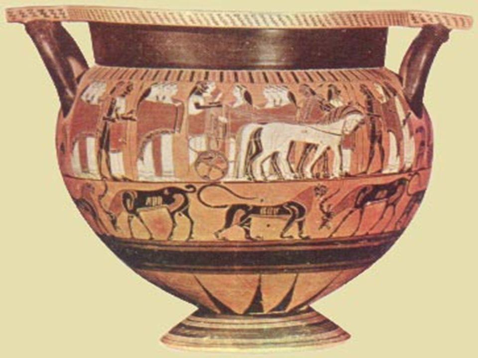 Κρασί και Αρχαία Ελλάδα