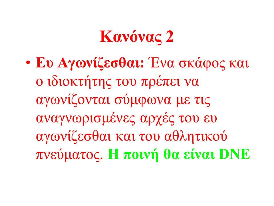 Κανόνας 2