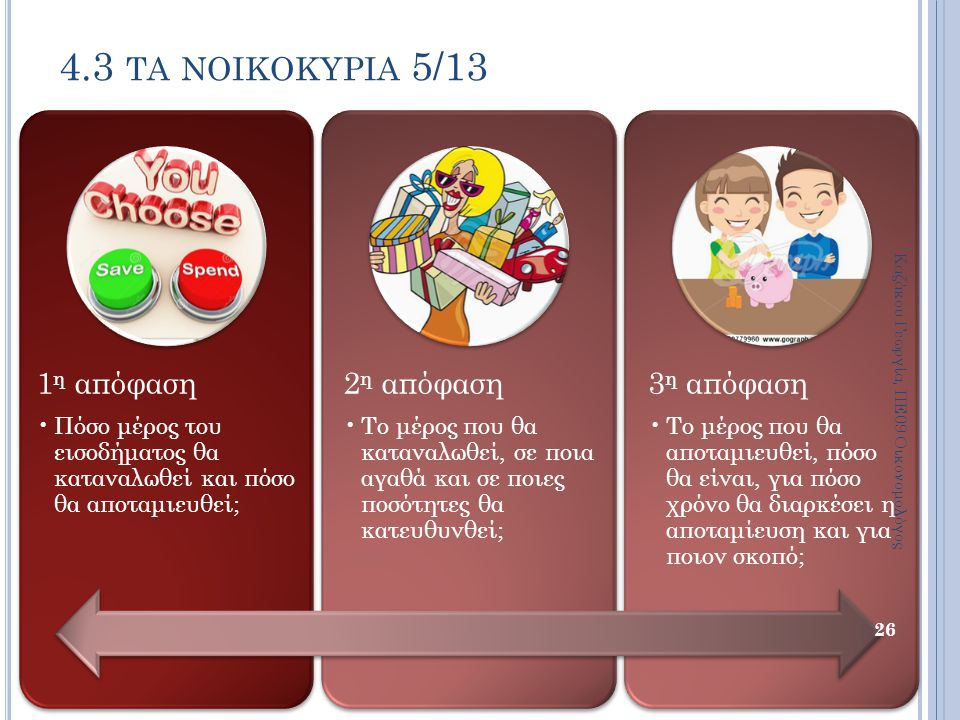4.3 τα νοικοκυρια 5/13 Καζάκου Γεωργία, ΠΕ09 Οικονομολόγος 1η απόφαση