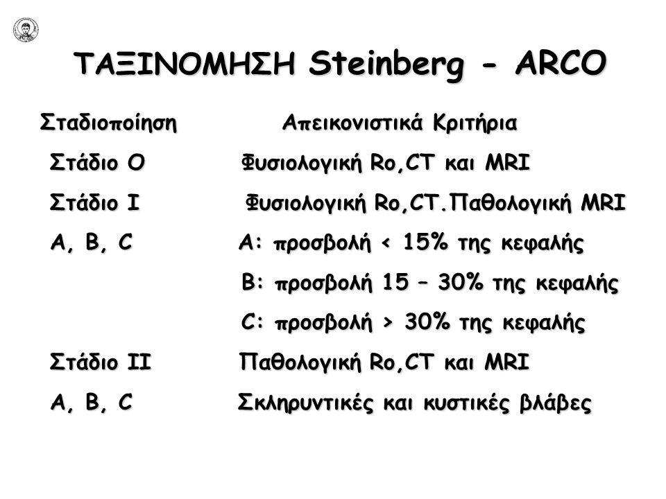 ΤΑΞΙΝΟΜΗΣΗ Steinberg - ARCO