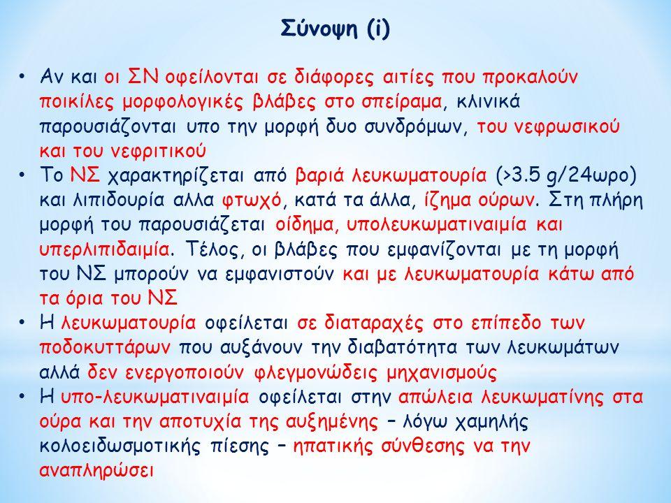 Σύνοψη (i)