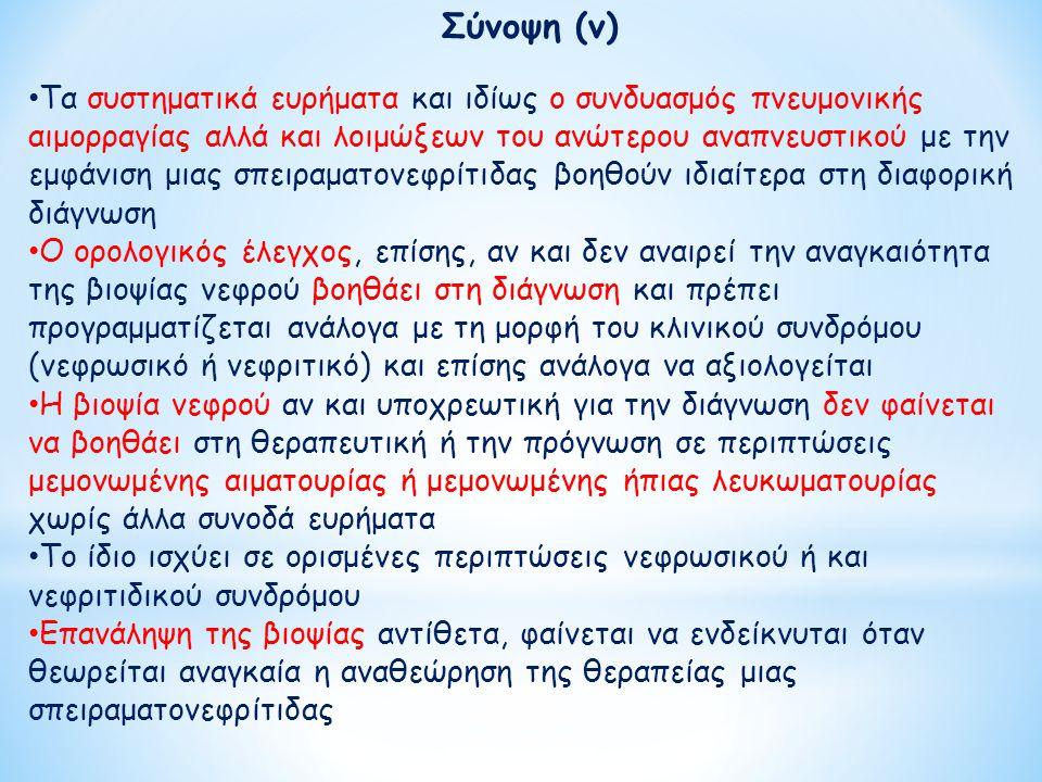 Σύνοψη (v)