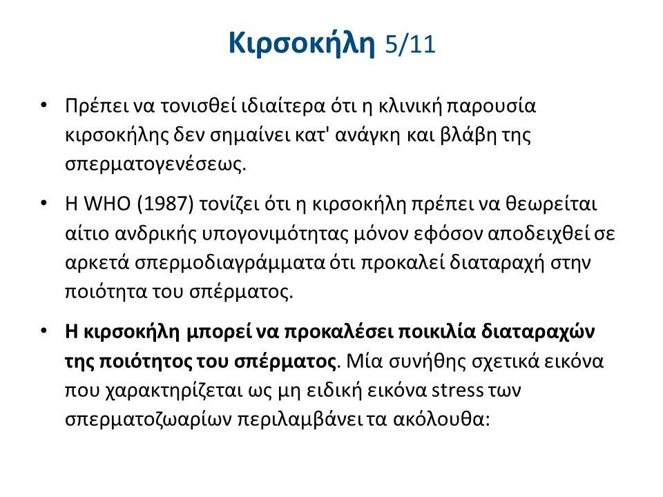 Κιρσοκήλη 6/11