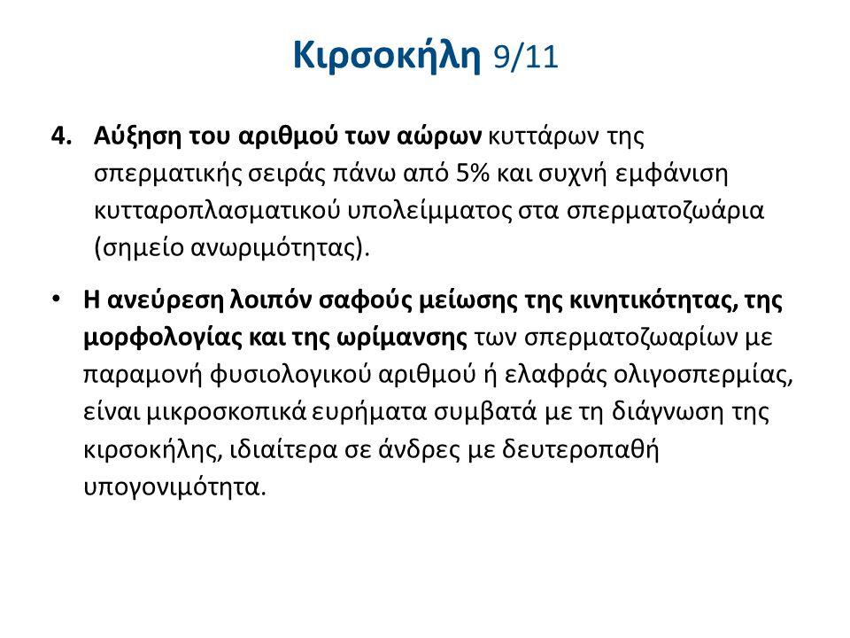 Κιρσοκήλη 10/11