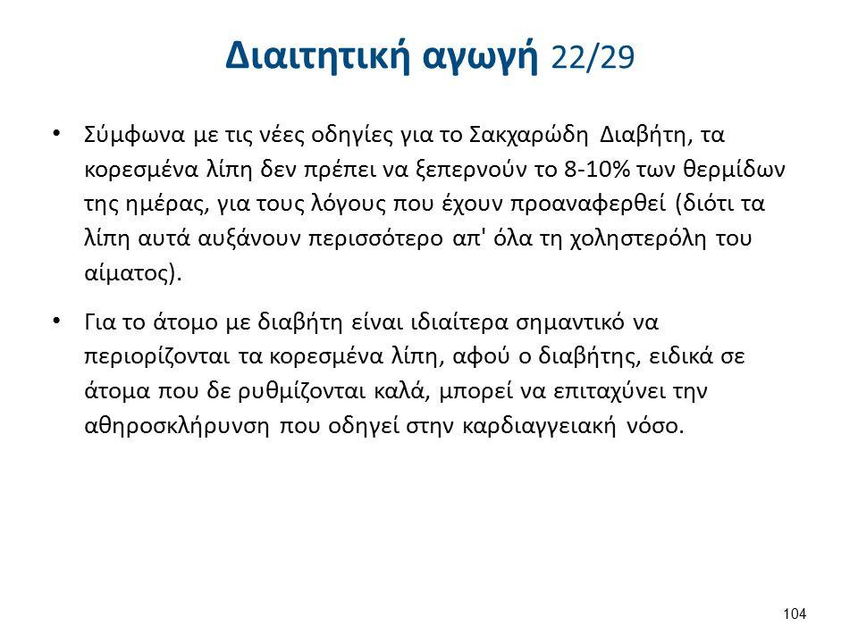 Διαιτητική αγωγή 23/29