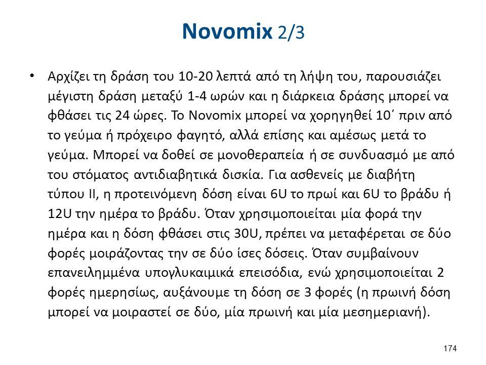 Novomix 3/3