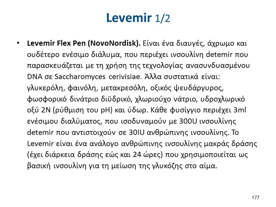 Levemir 2/2