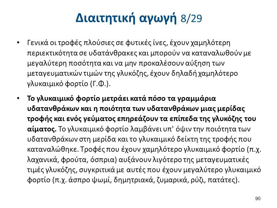 Διαιτητική αγωγή 9/29