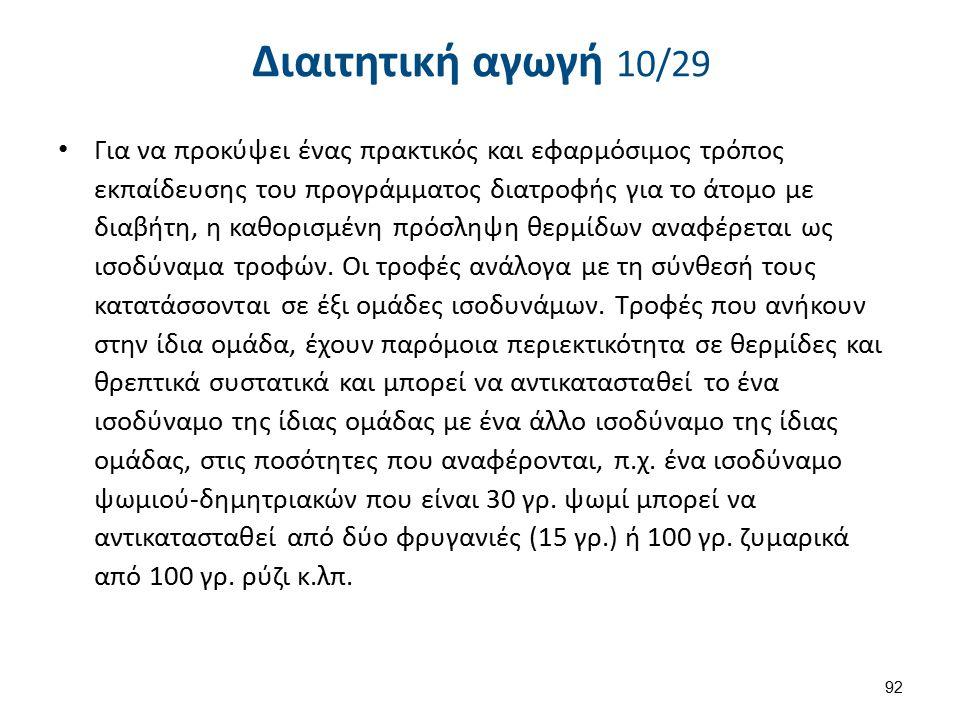 Διαιτητική αγωγή 11/29