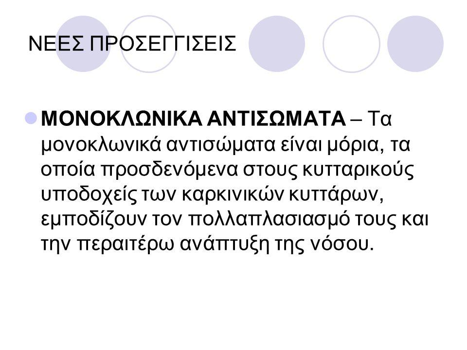 ΝΕΕΣ ΠΡΟΣΕΓΓΙΣΕΙΣ