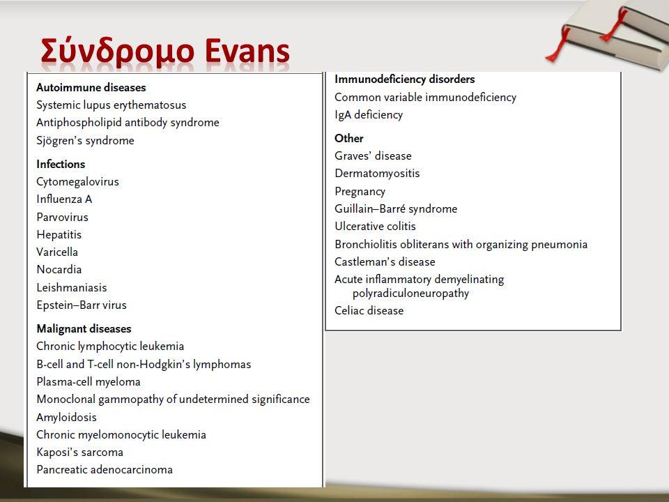 Σύνδρομο Evans