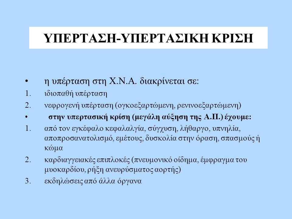 ΥΠΕΡΤΑΣΗ-ΥΠΕΡΤΑΣΙΚΗ ΚΡΙΣΗ