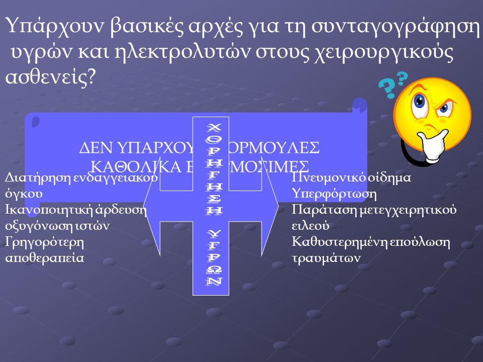ΔΕΝ ΥΠΑΡΧΟΥΝ ΦΟΡΜΟΥΛΕΣ