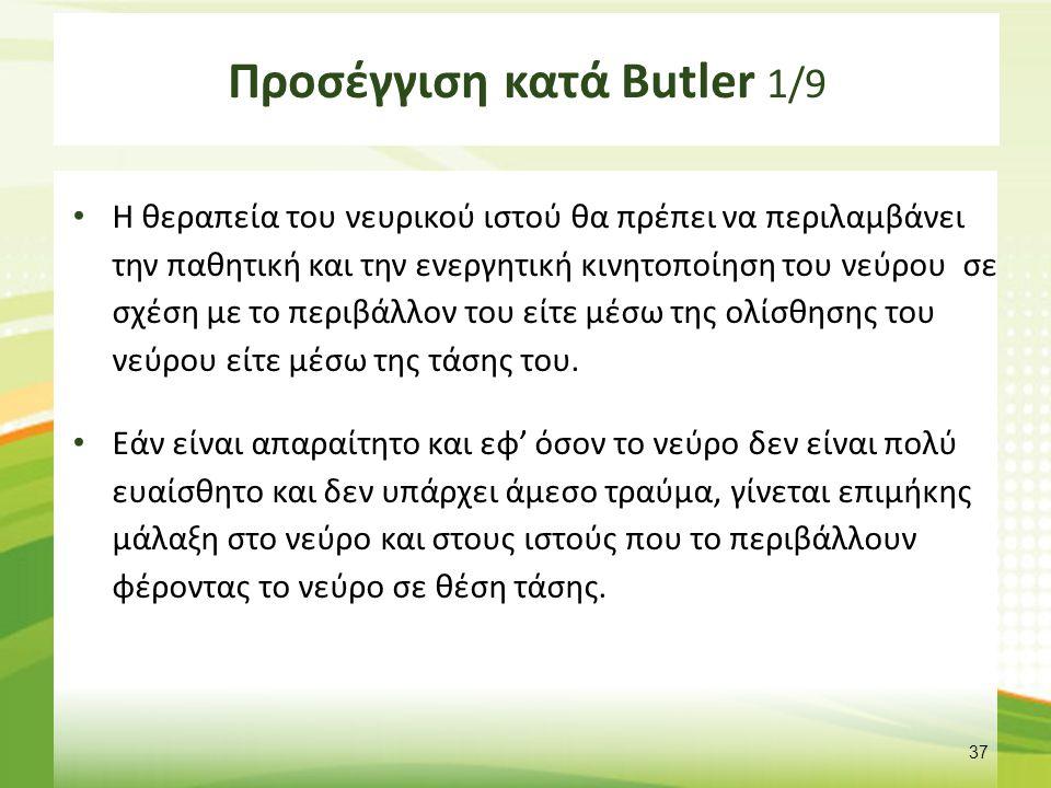Προσέγγιση κατά Butler 2/9