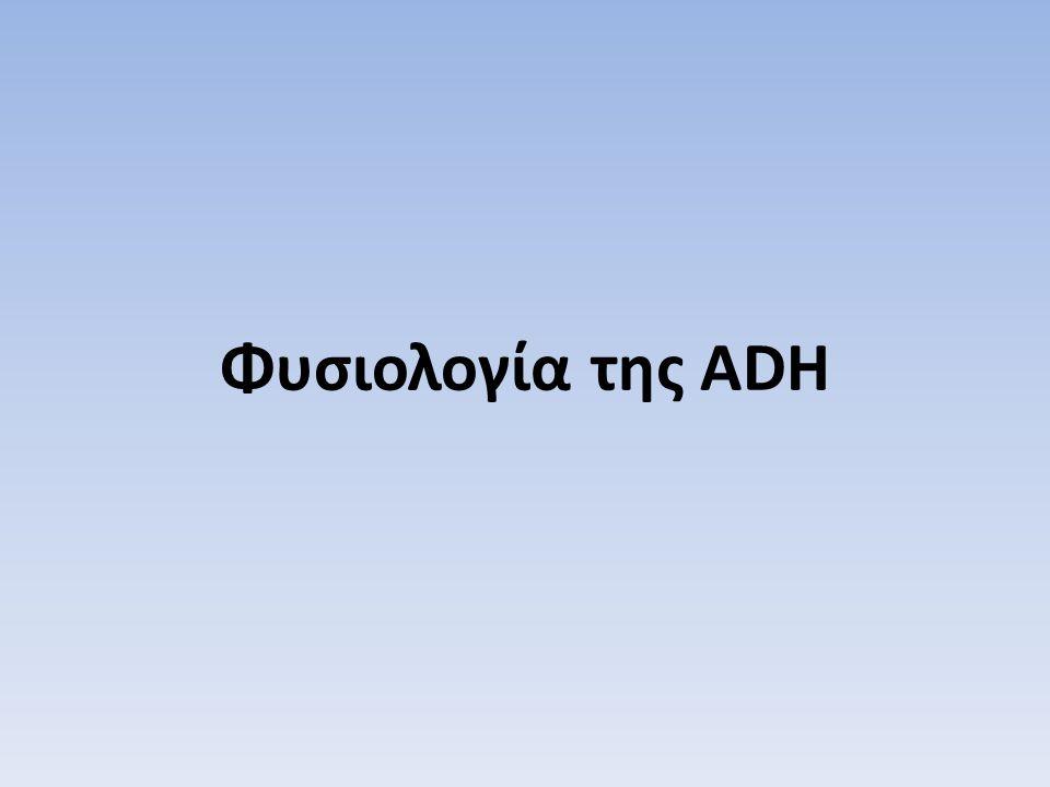 Φυσιολογία της ADH